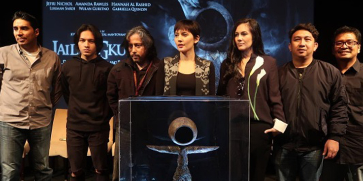 Peluncuran trailer film Jailangkung