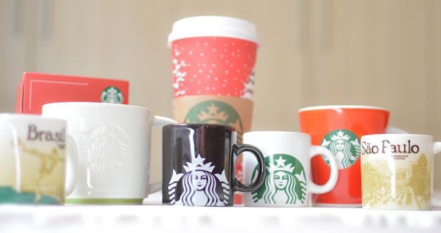 Meu amor pela Starbucks