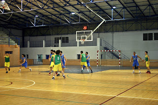 El Baeza Baloncesto pierde la estela del CAB Linares y Sierra de Andújar en la lucha por pasar a la segunda fase en el grupo B de Provincial