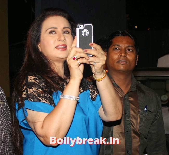 Poonam Dhillon, Poonam Dhillon Birthday Celebrations