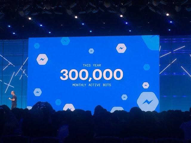 No F8, o vice-presidente de produtos de mensagens do Facebook, David Marcus, relatou que a integração do Messenger com os negócios está indo bem.