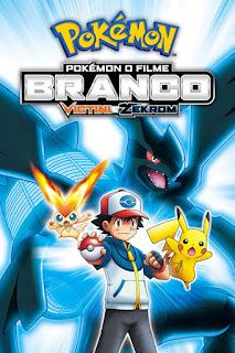 Pokémon O Filme: Branco - Victini e Zekrom - BDRip Dublado