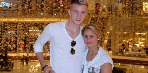 Reus ~ Marco Picture World Carolin girlfriend Bohs