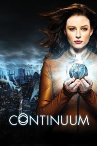 Continuum Temporada 1 audio español