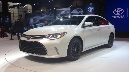2016 Toyota Avalon XLE Fantastic Review! | Wall Sports Cars
