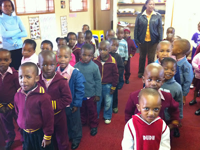 Botswana Volunteer Trip Nearing the End