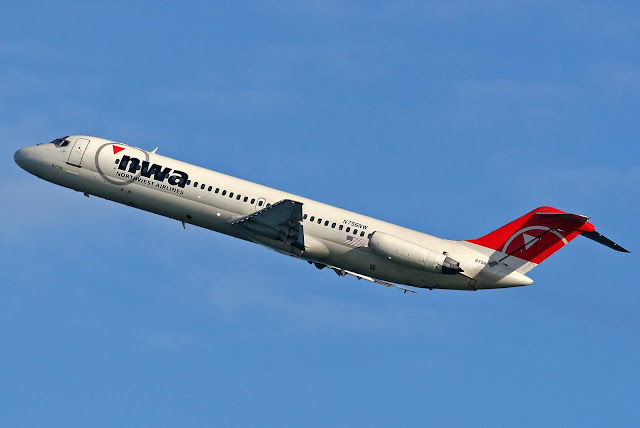 McDonnell Douglas DC-9 | Northwest Airlines (N756NW)