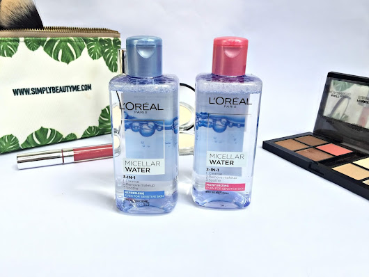 "Review: L'Oreal Micellar Water 3 In 1, ""Refreshing"", ""Moisturizing"""