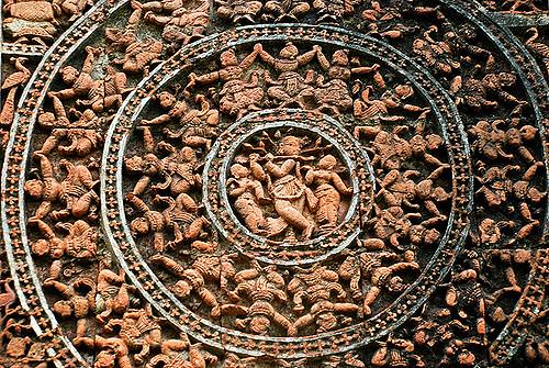 aalekhan: टेराकोटा मूर्तिशिल्प व वास्तुशिल्प