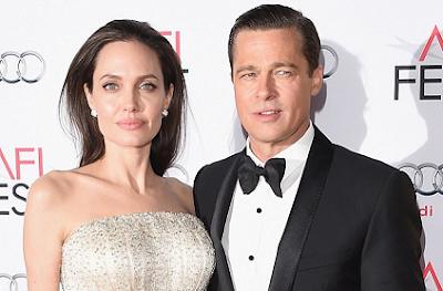 JOLIE Angelina Jolie & Brad Pitt 'Stalls' Legal Split Foreign