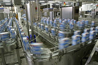 industrial control automated filling line process automation