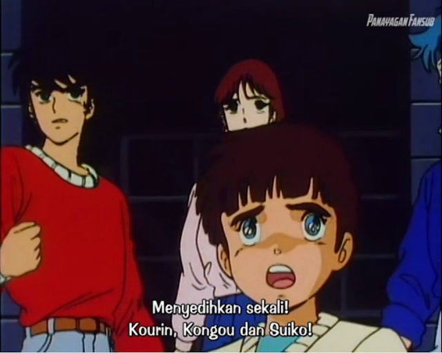 Ronin Warriors Subtitle Indonesia