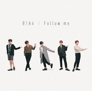 Follow me - B1A4 - 歌詞