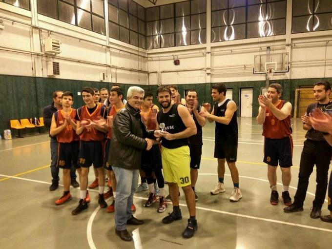 Μεγάλη επιτυχία στο δεύτερο τουρνουά της NOMOS BC-Συγκεντρώθηκαν χρήματα για την ενίσχυση σχολείων-Νικητής στο διαγωνισμό τριπόντων ο Χαρτόπουλος-Φωτορεπορτάζ