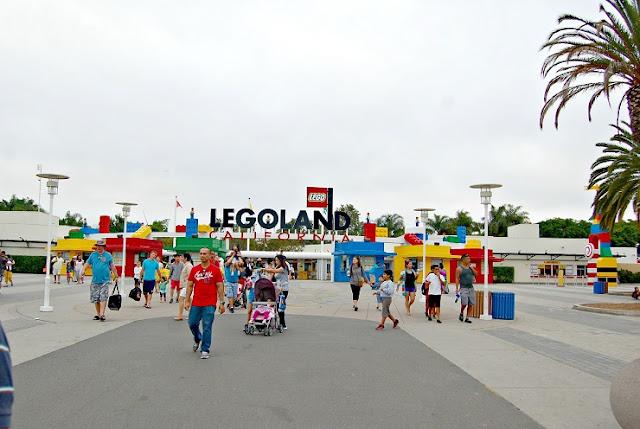 Informações sobre a Legoland Califórnia