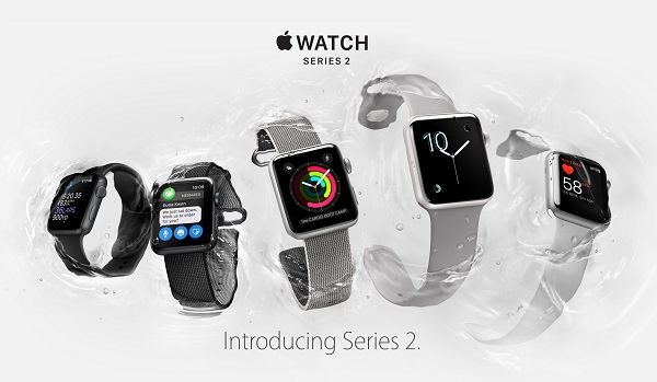 Apple launches Watch Series 2 and Apple Watch Nike+ with watchOS 3