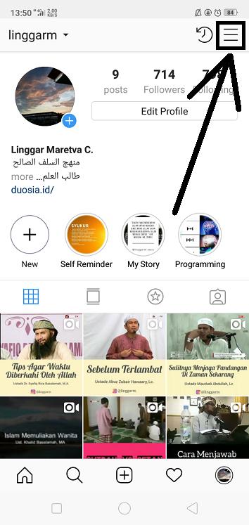 2 Cara Menghapus History Pencarian Di Instagram
