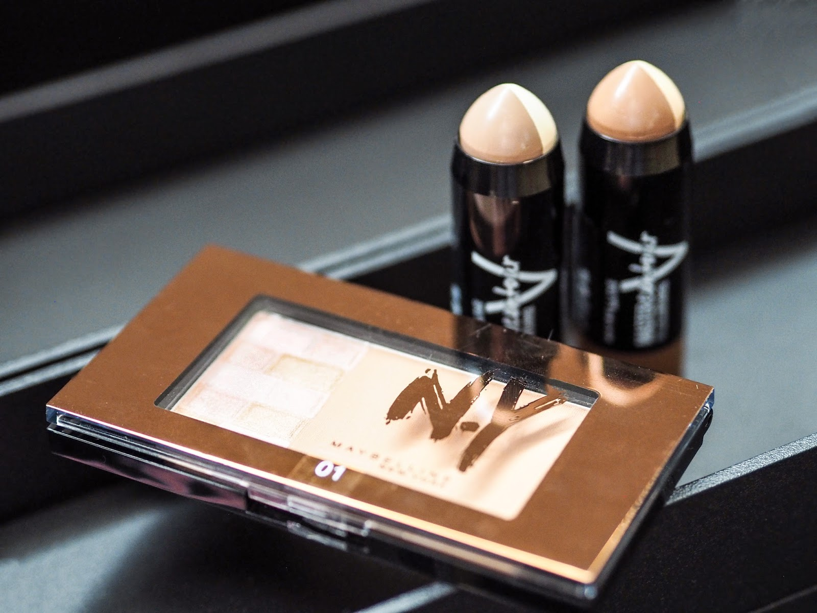 Maybelline New Bronzer Contour Launches