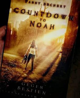 """Rezension """"Countdown To Noah: Gegen Bestien"""" von Fanny Bechert"""