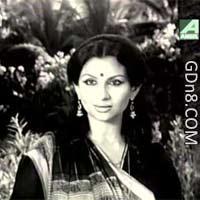 AADHO AALO CHAYATE - Kishore Kumar & Asha Bhosle