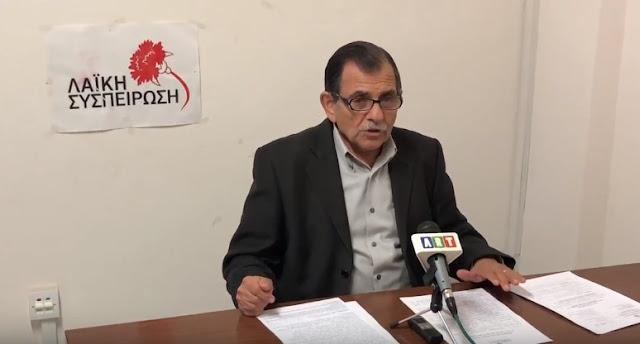 Λαϊκή Συσπείρωση: Προκαλούν και παρανομούν οι κ. κ. Τατούλης και Στρατηγάκος (βίντεο)