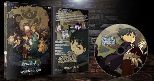 Muhyo to Roujii no Mahouritsu Soudan Jimusho | Cover DVD |