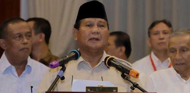 Prabowo: Jenderal-Jenderal itu Tidak Makar, Jangan Takuti dengan Senjata Dibelikan Rakyat