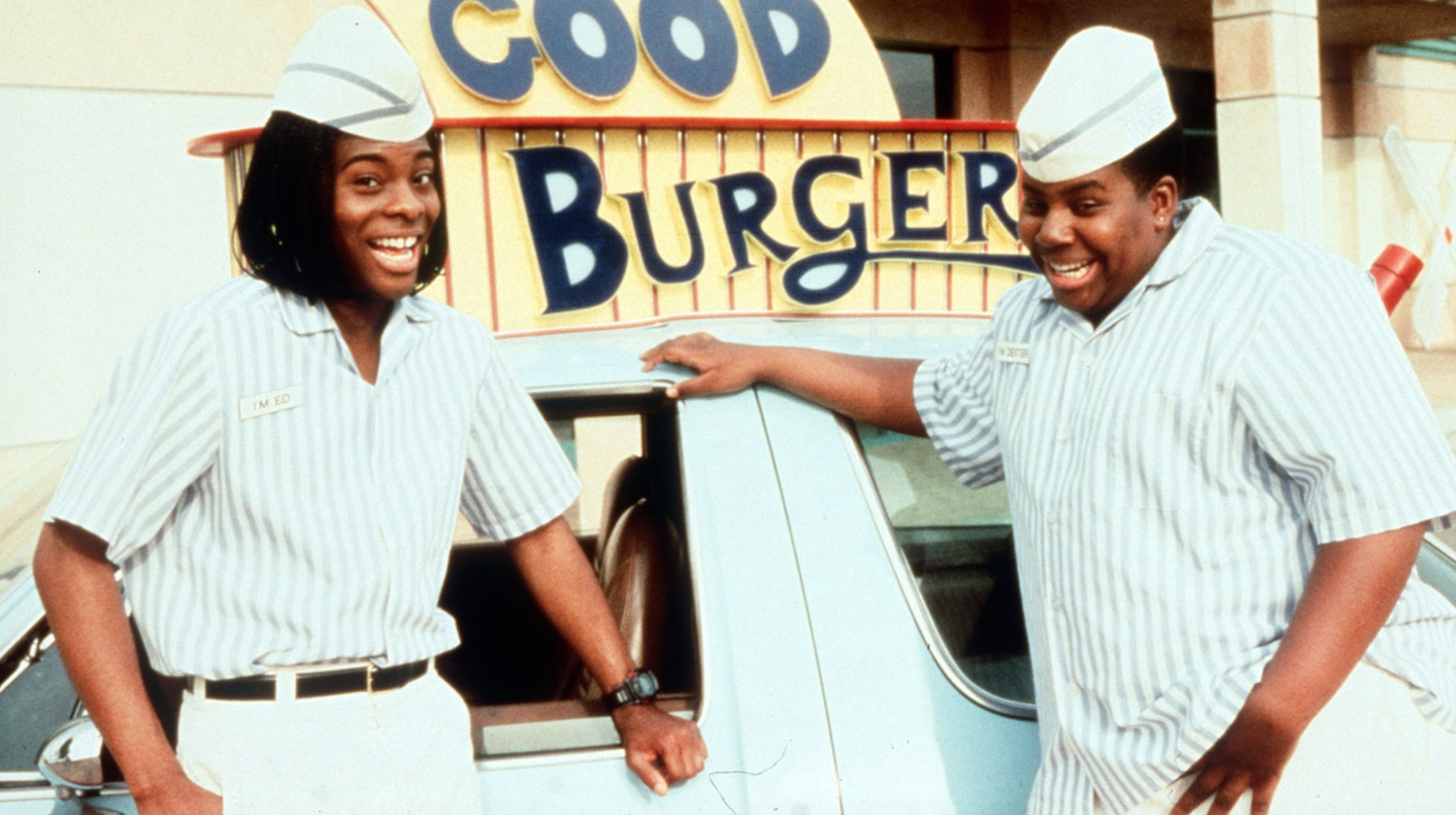 "Good Car Movies: NickALive!: The Oral History Of Nickelodeon's ""Good Burger"