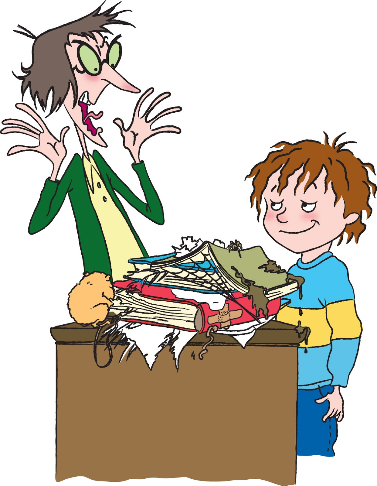 Horrid Henry Will Join A Stable Of Nicktoons Programmes Which Includes SpongeBob SquarePants Loud House And The Forthcoming Rise Teenage Mutant