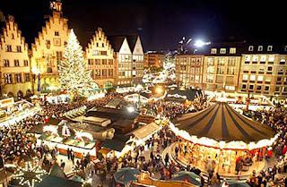 Aria di Natale a Strasburgo