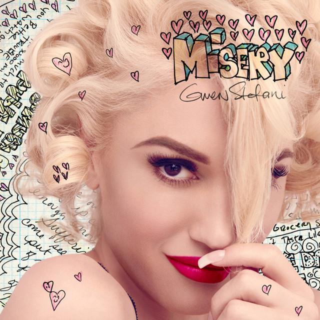 """Escucha """"Misery"""", la nueva canción de Gwen Stefani."""