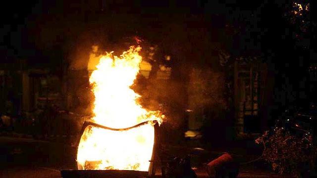 58χρονος στη Μεσσήνη έβαζε φωτιά σε κάδους για να ξαναμπεί στη φυλακή