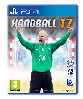 Handball 17 Game Cover