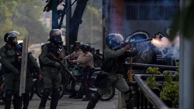 Operación contra expolicía rebelde venezolano deja varios muertos