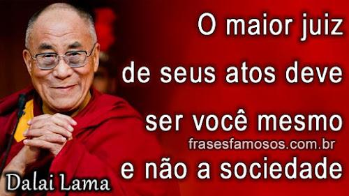 mensagens Dalai Lama