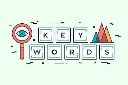 Cara Mudah Melihat Keyword Kompetitor Blog dengan Tool Gratisan