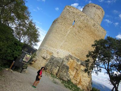 Castell de Mur en el Montsec