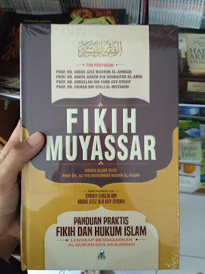 buku Fikih islam Fikih Muyassar Bahasa indonesia