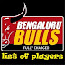Bengaluru Bulls - Team Info,List of Players , Height, Weight, Born , Born Place, BackGround