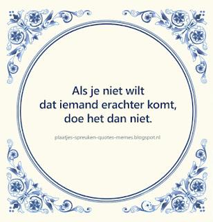 tegelspreuken plaatjes nederlands