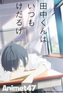 Tanaka-kun wa Kyou mo Kedaruge -  2016 Poster