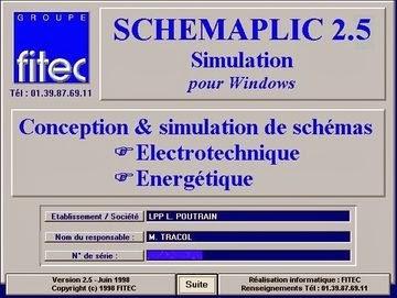 CRACK MANUELS TÉLÉCHARGER GRATUITEMENT SCHEMAPLIC 3.0
