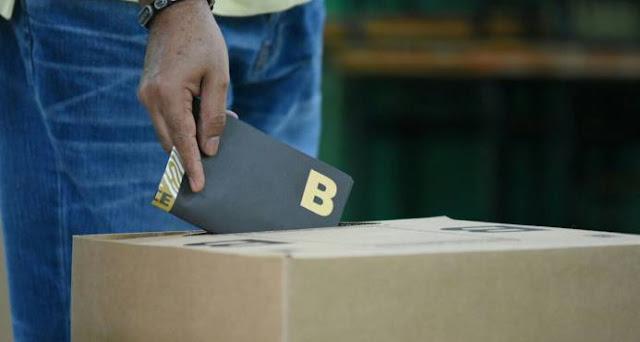 Costarricenses comienzan a votar en elección generales