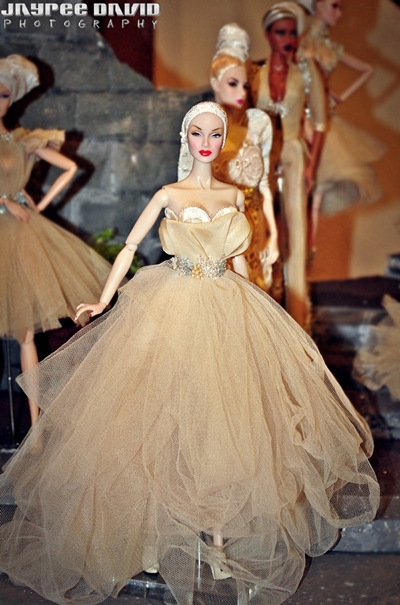 Fashion Dolls by Cholo Ayuyao and Noel Calma