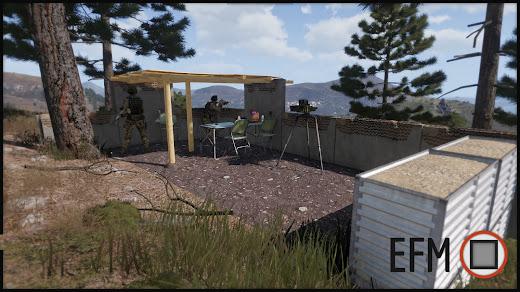 Arma3用の防衛オブジェクト追加MOD