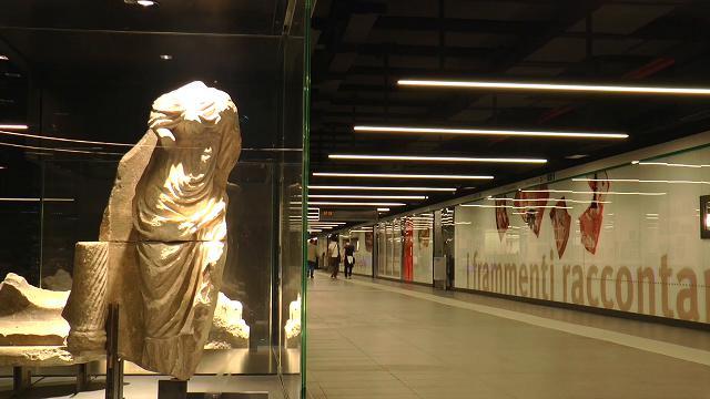La Stazione Museo San Giovanni della Metro C: Visita Guidata