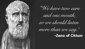 Serba Serbi Matematika Biografi Zeno Dan Paradoks Zeno