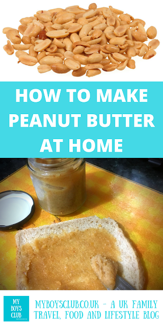 How to make Peanut Butter at home recipe