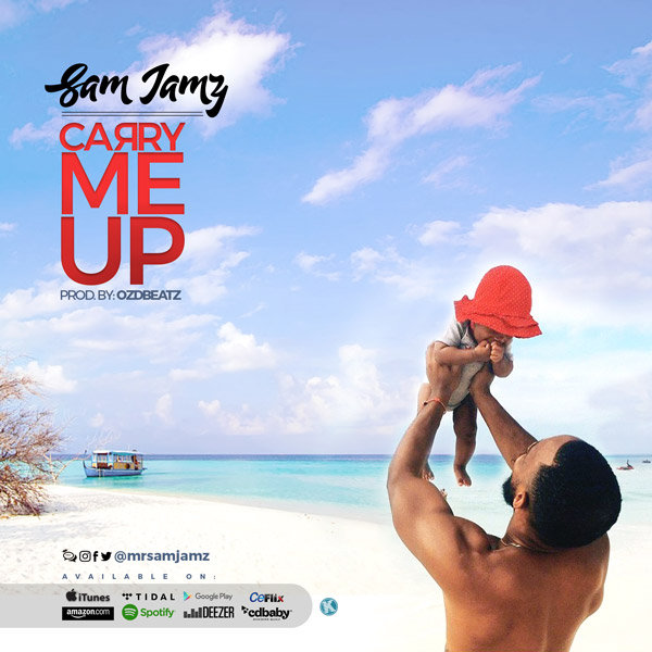 DOWNLOAD MP3 : Sam Jamz - Carry Me Up