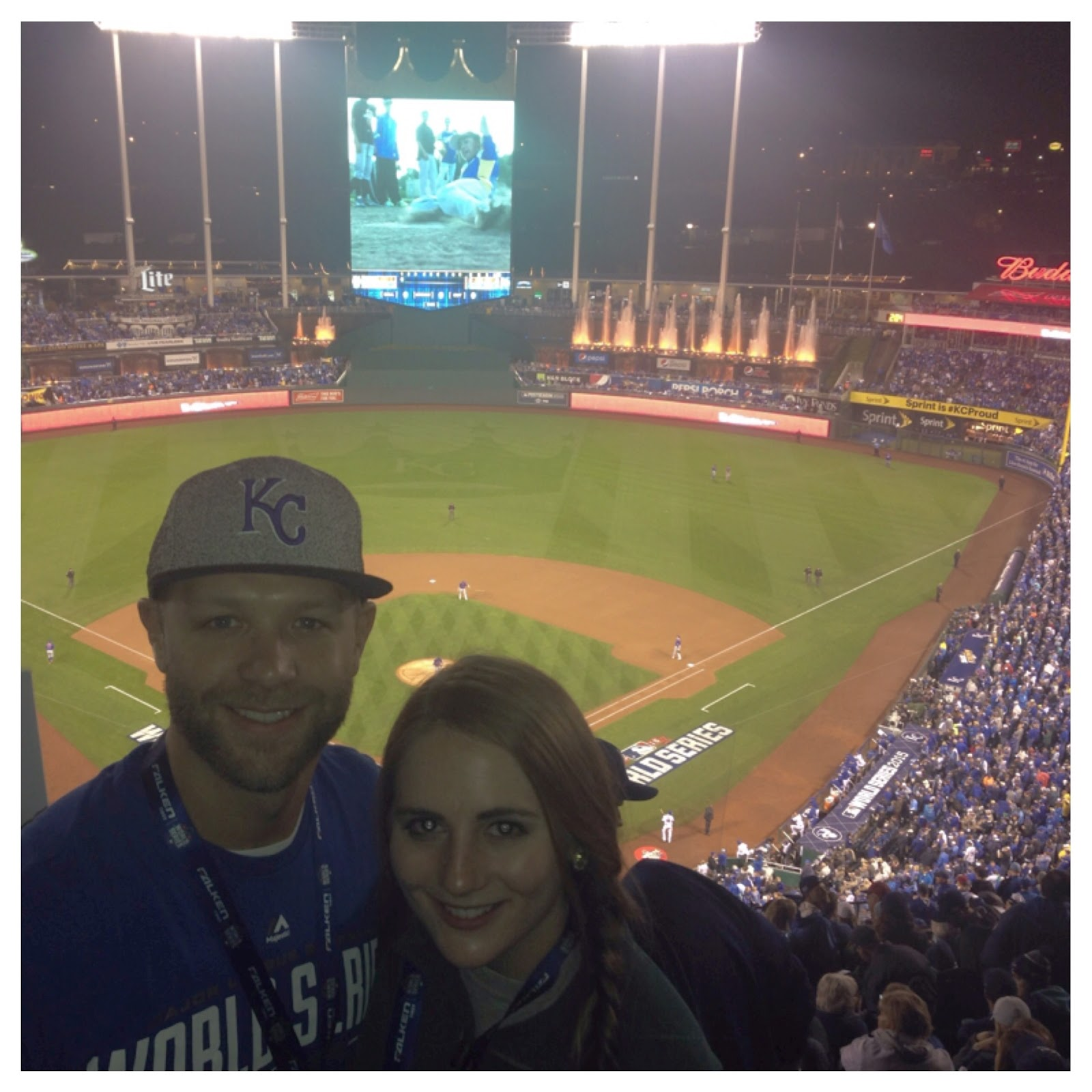 kansas city world series